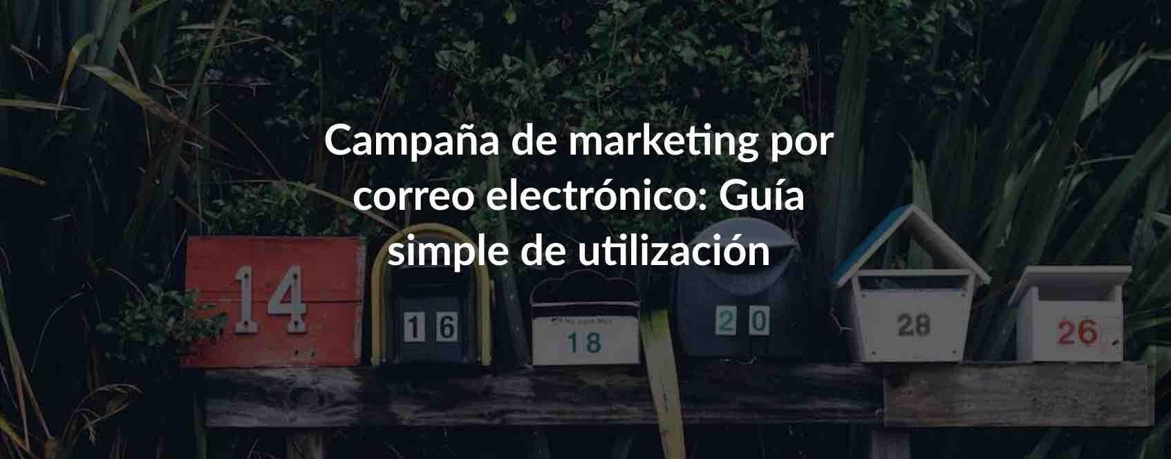 Ejemplos de Inbound Marketing email-marketing-inbound-marketing