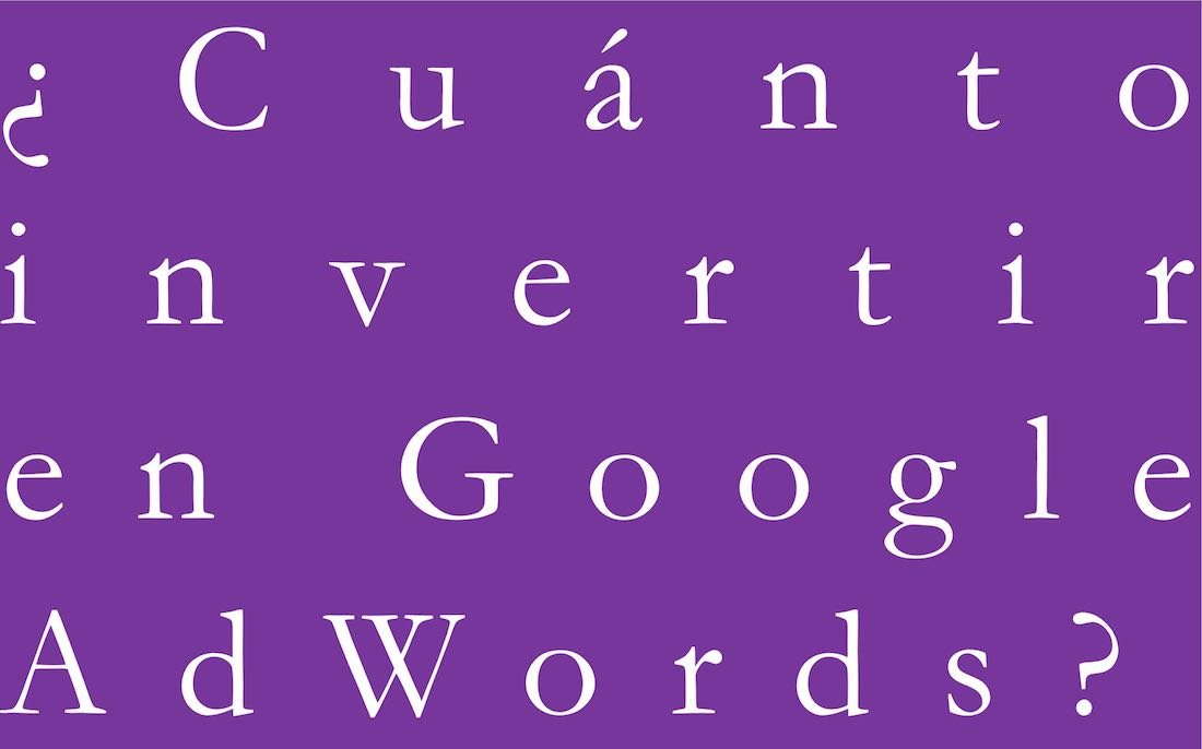 cuánto-invertir-en-google-adwords