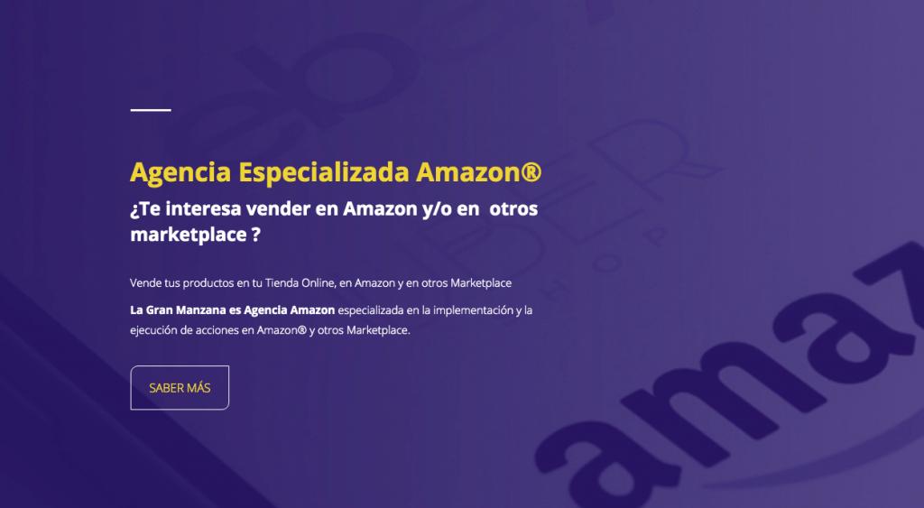 agencia amazon vender en amazon