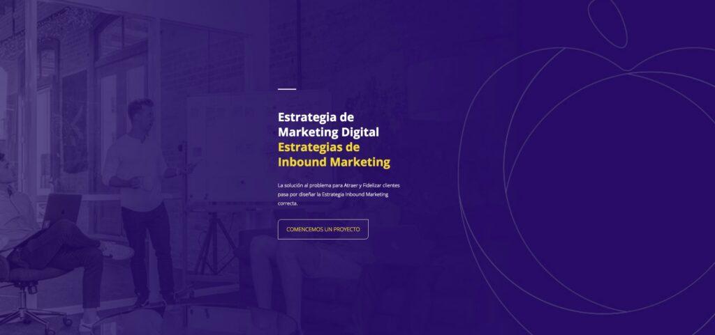Estrategia de Marketing Digital Estrategia de Inbound Marketing